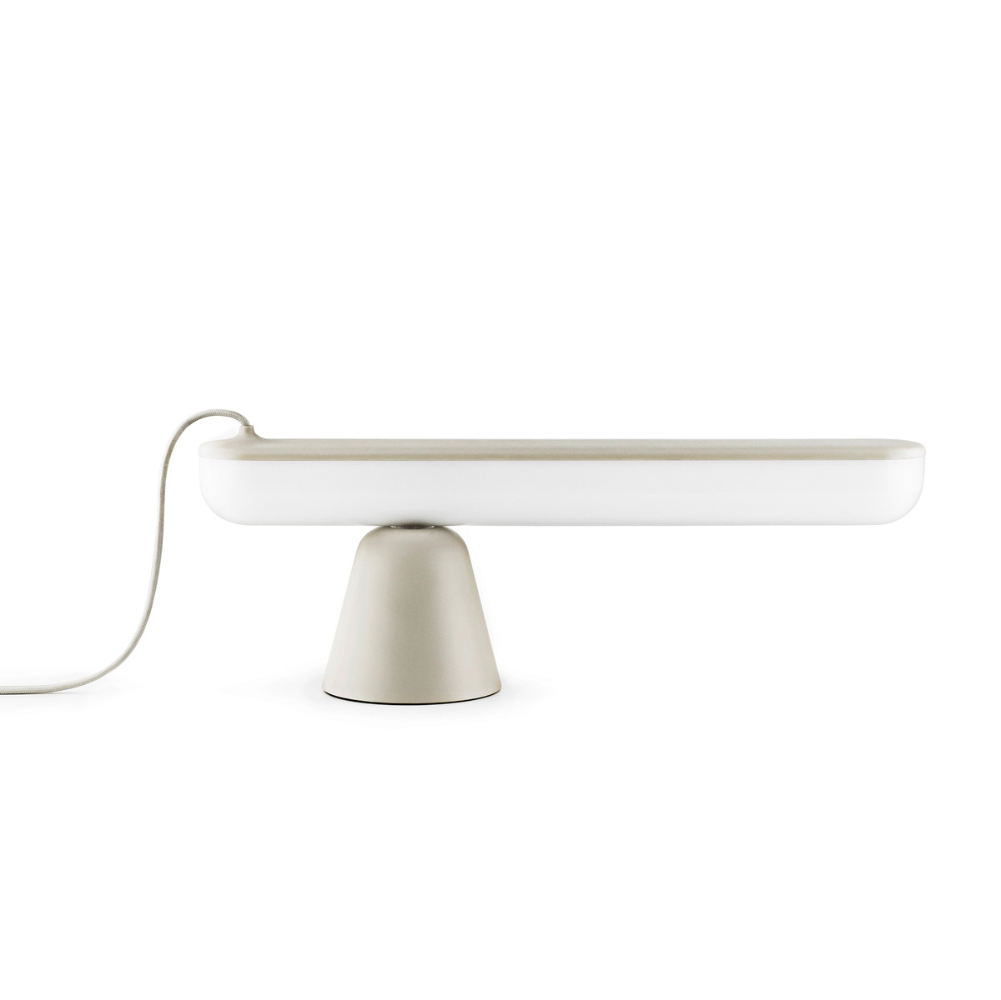 Normann Copenhagen Acrobat table lamp, sand
