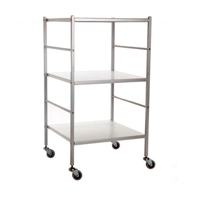 Kriptonite Three Shelves Trolley 43cm
