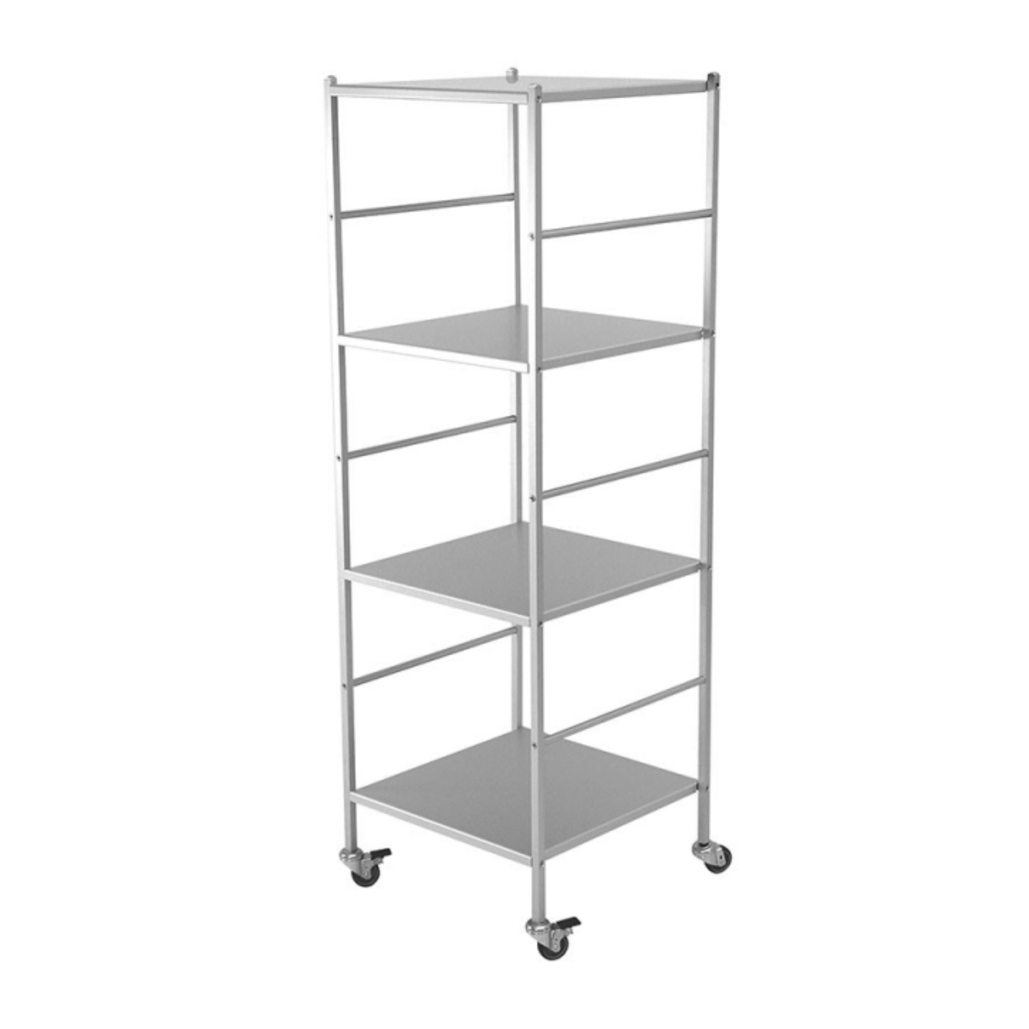 Kriptonite Four Shelves Trolley 43cm