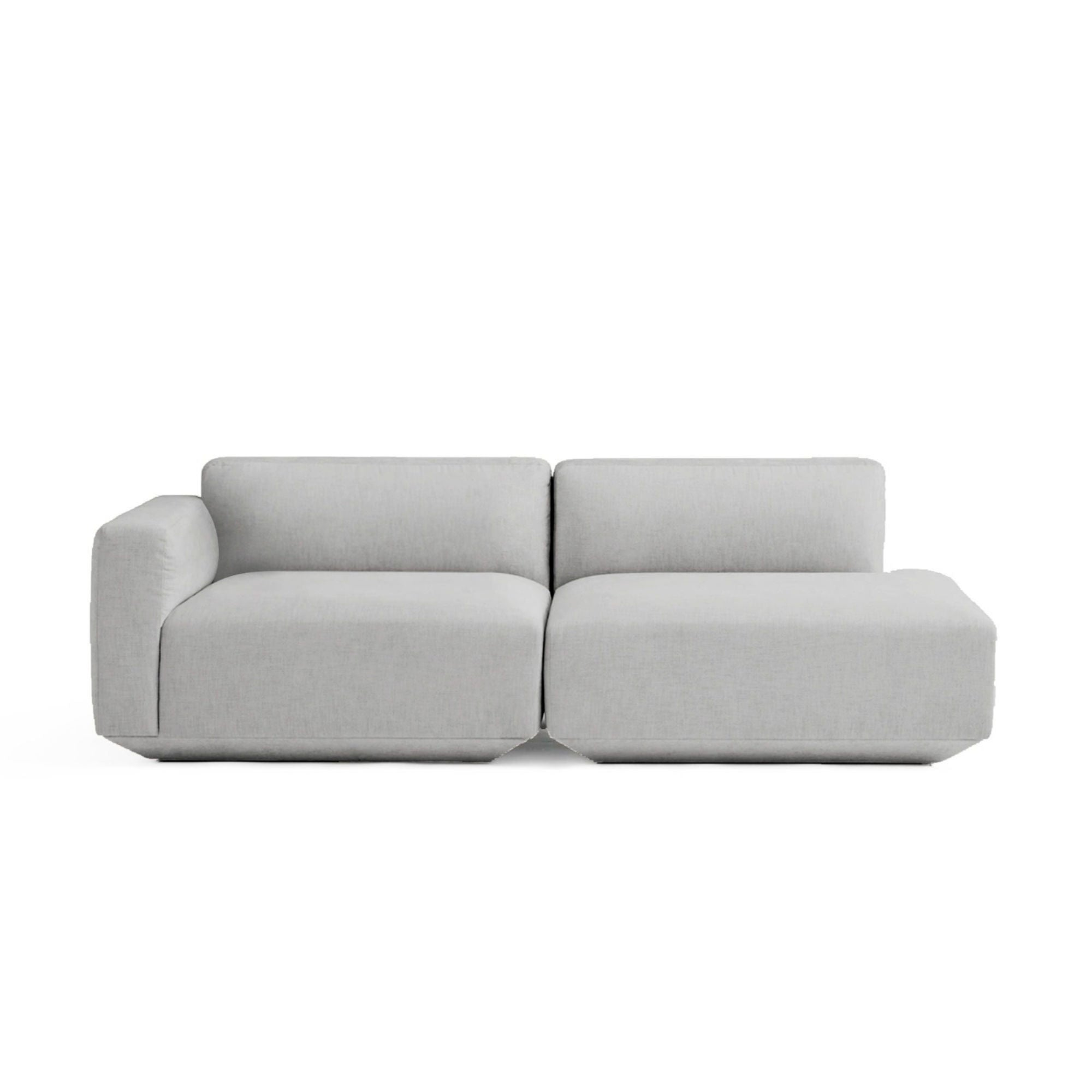 &Tradition Develius Sofa Configuration G , Linara Tweed 443
