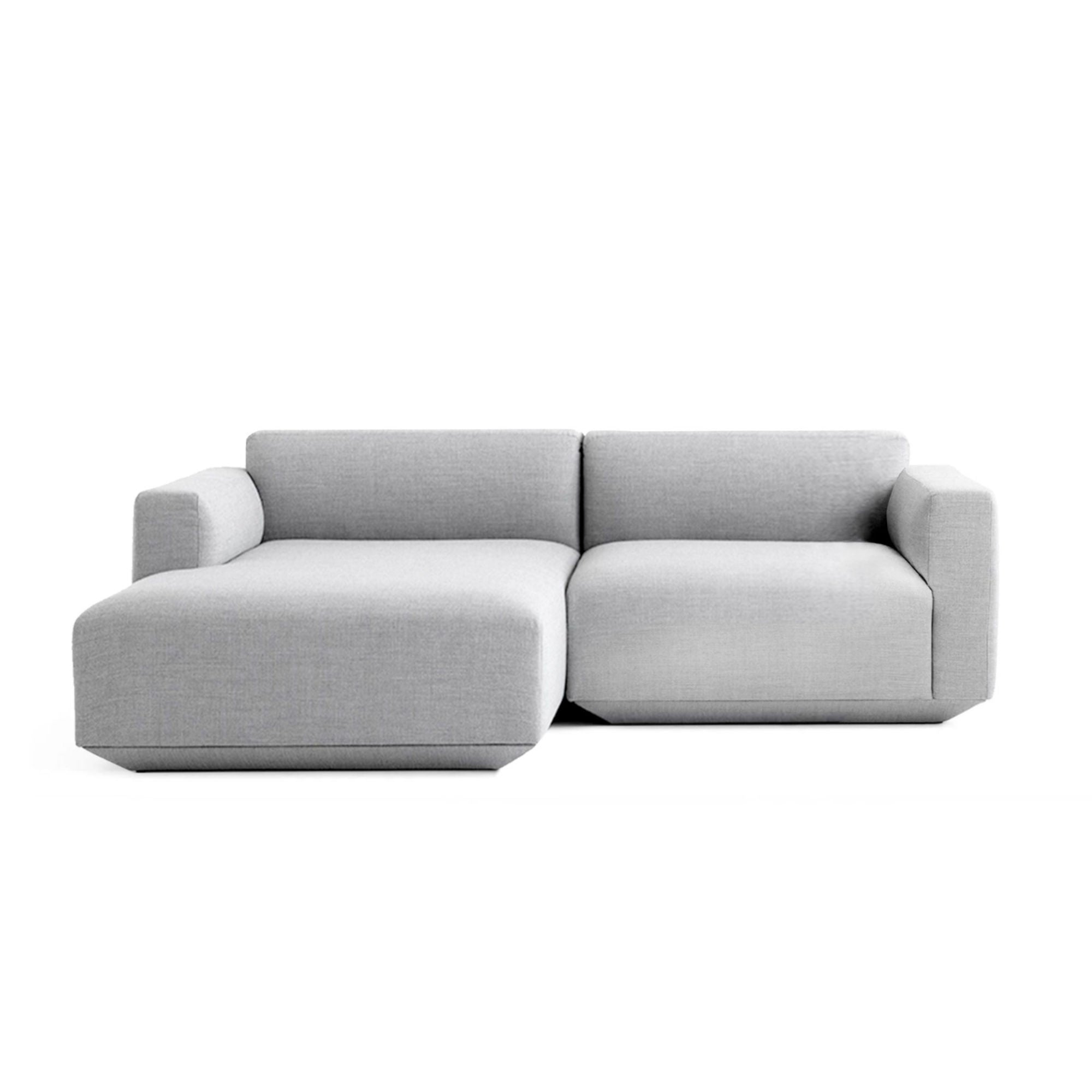 &Tradition Develius Sofa Configuration C , Linara Tweed 443