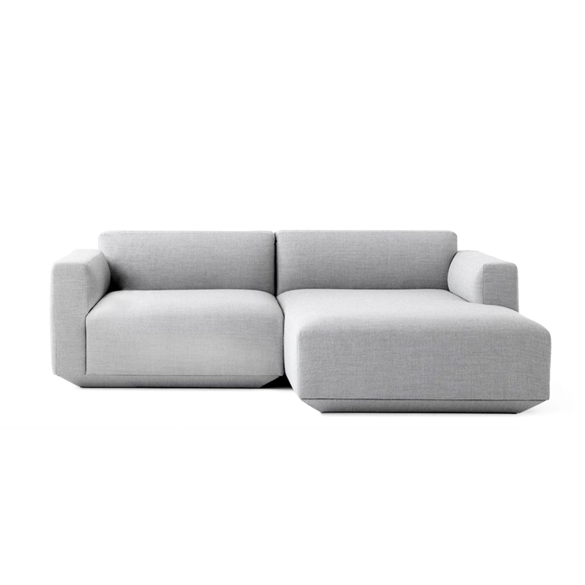 &Tradition Develius Sofa Configuration B , Linara Tweed 443
