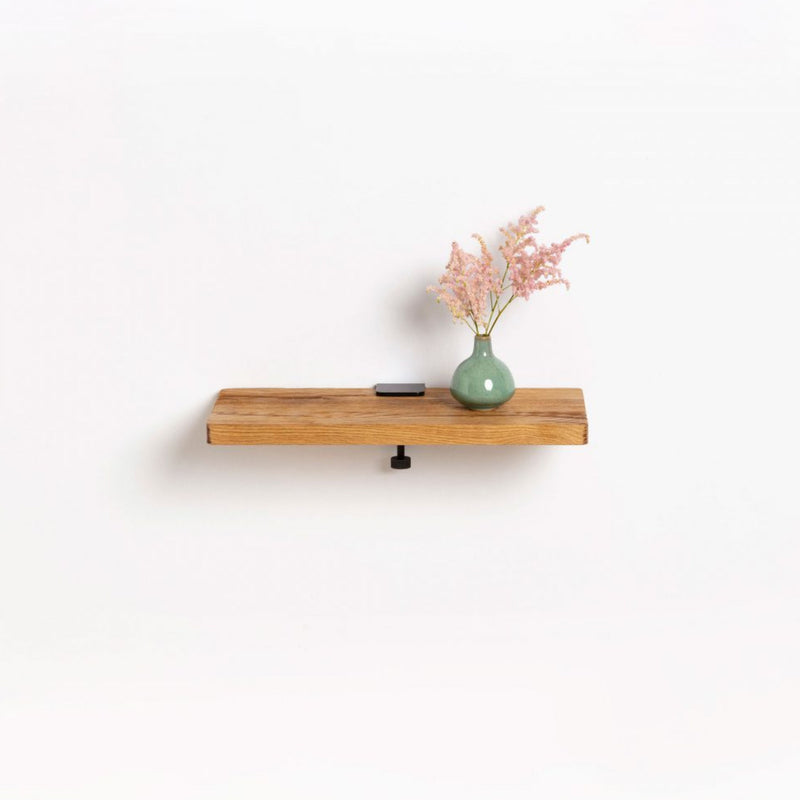Tiptoe Reclaimed wood shelf, 45 * 20cm