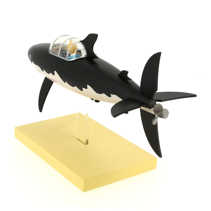 Tintin Submarine Model