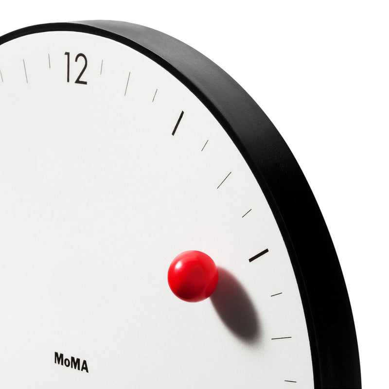 Moma Timesphere Gravity-Defying Clock Ō24cm