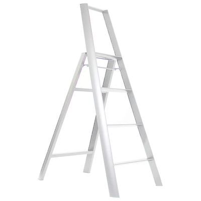 Metaphys Lucano step ladder, 4 steps, white