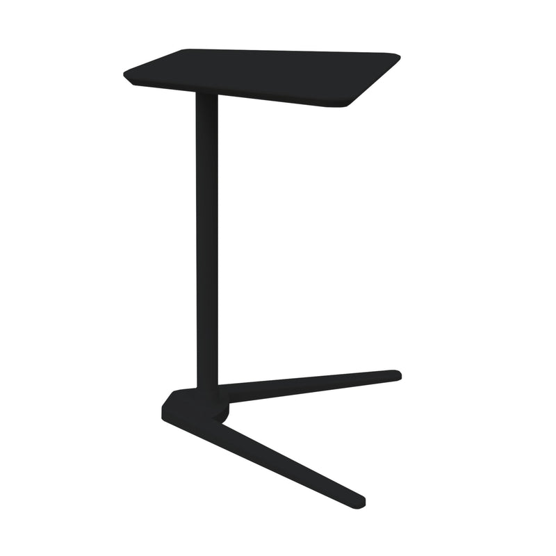 End Side Table , Black