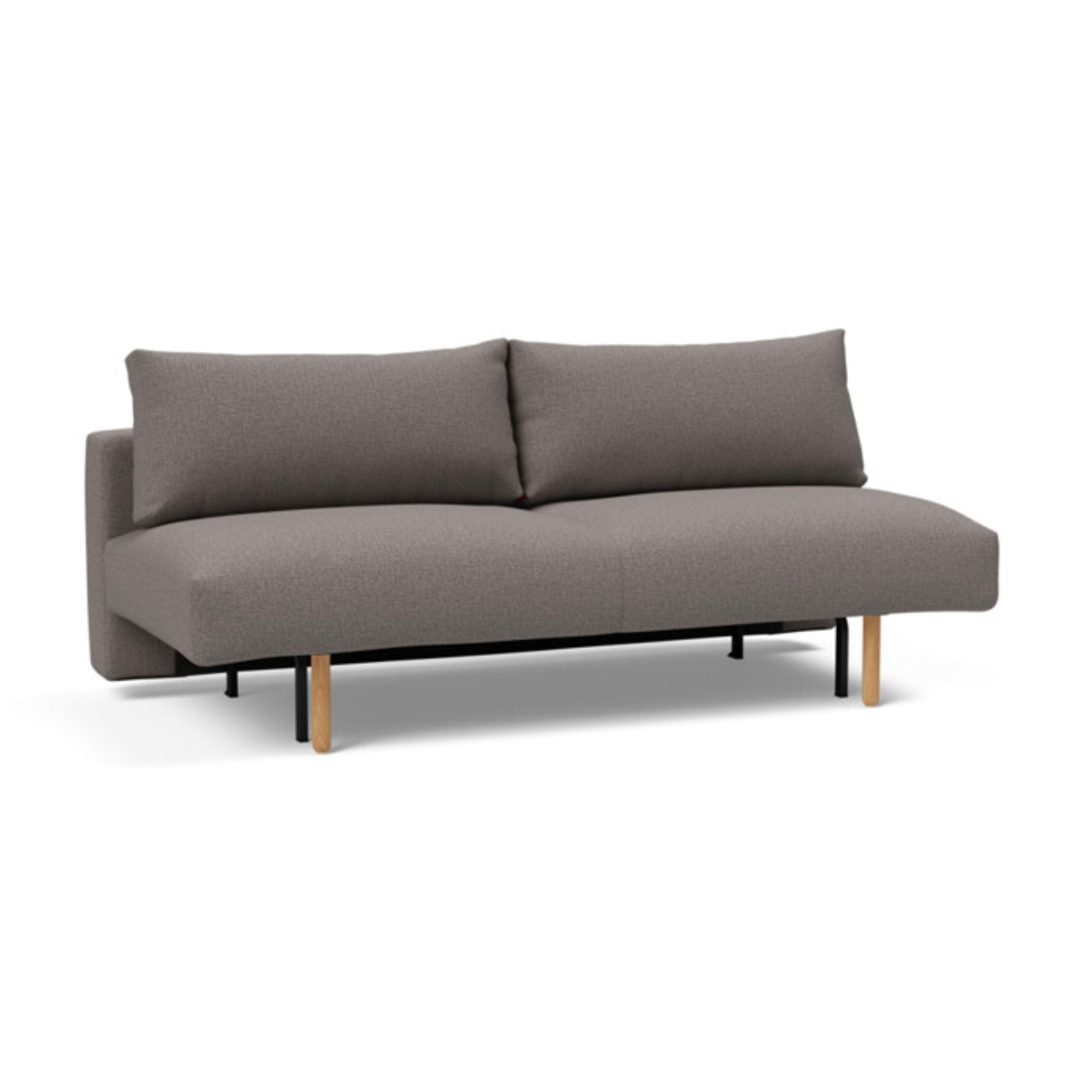 Innovation Living Frode Stem Sofa Bed , 521 Mixed Dance Grey