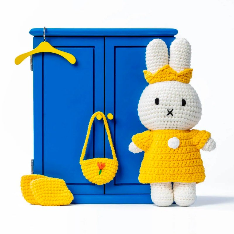 Just Dutch Wardrobe for MIffy Doll