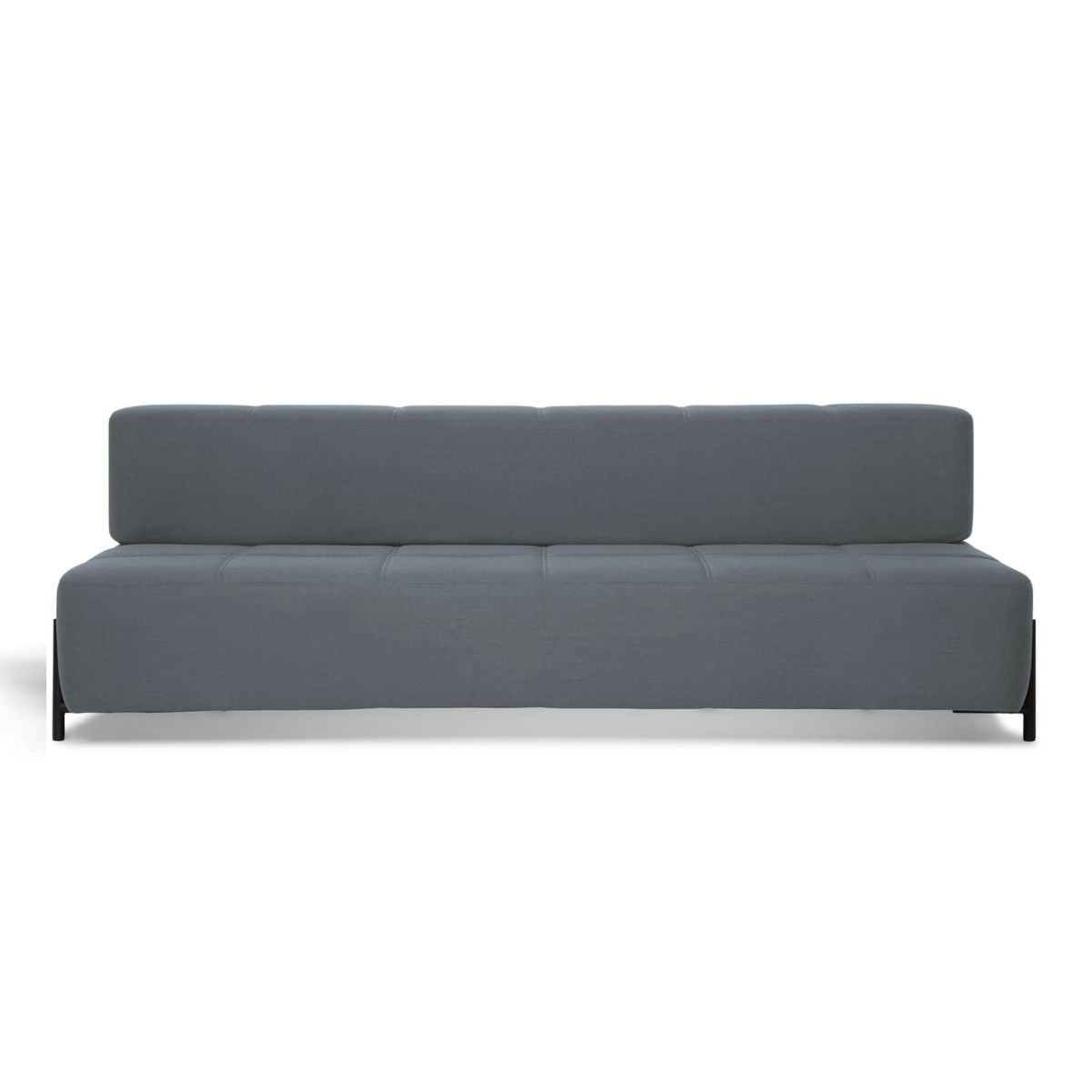 Northern Daybe with armrests, brusvik 05 grey