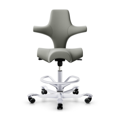 HÅG Capisco 8106 Ergonomic Chair Leather