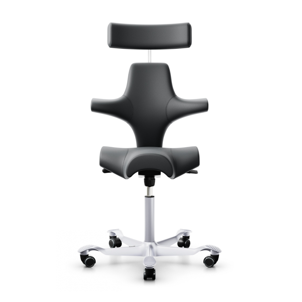 HÅG Capisco 8107 Ergonomic Chair Leather
