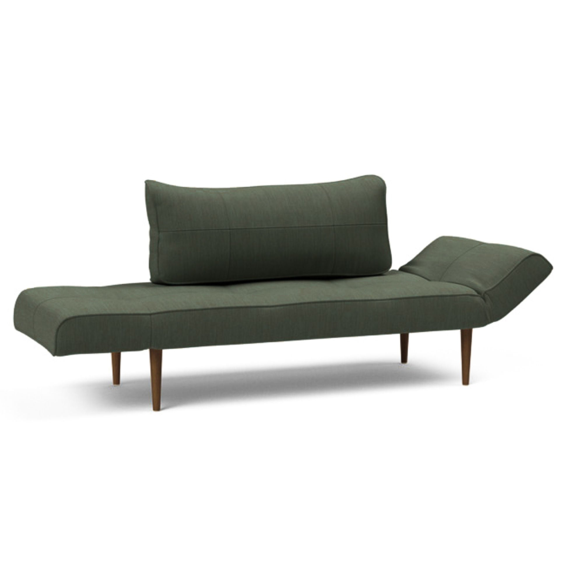 Innovation Living Zeal Daybed , 562 Twist Dark Green
