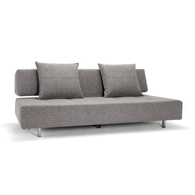 Innovation Living Long Horn Deluxe sofabed, 565 twist granite