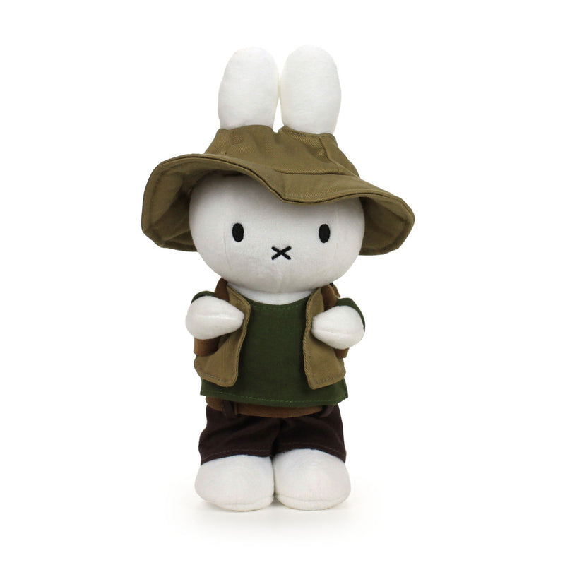 Miffy Soft Toy 24cm , explorer