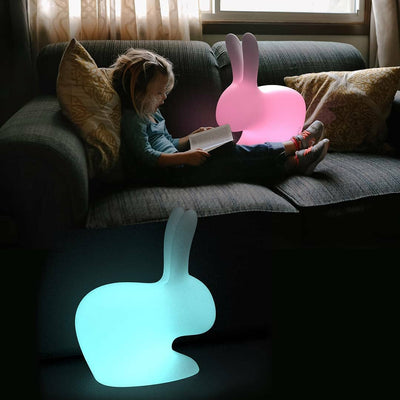 Qeeboo Rabbit Portable Lamp
