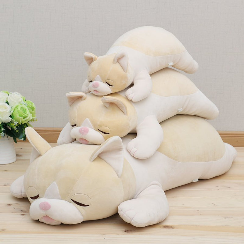 Nemunemu Cat Hug Pillow