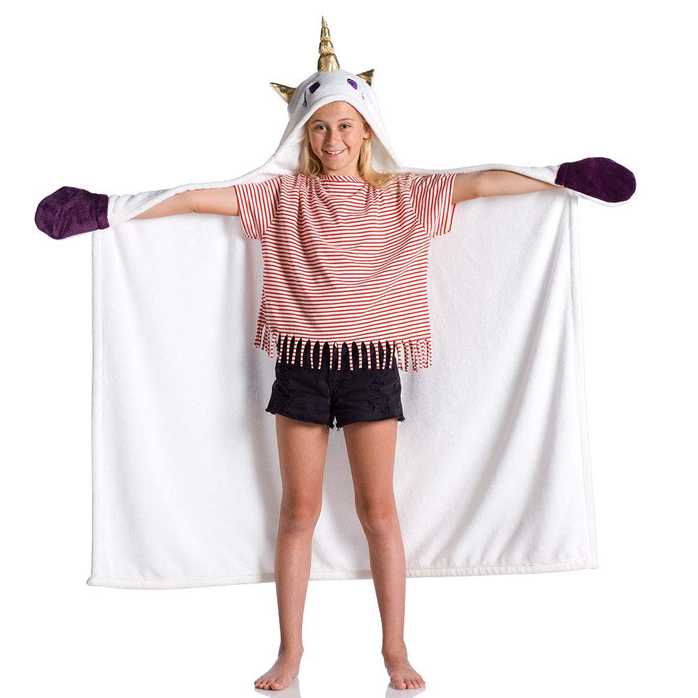 Kanguru Unicorn Blanket