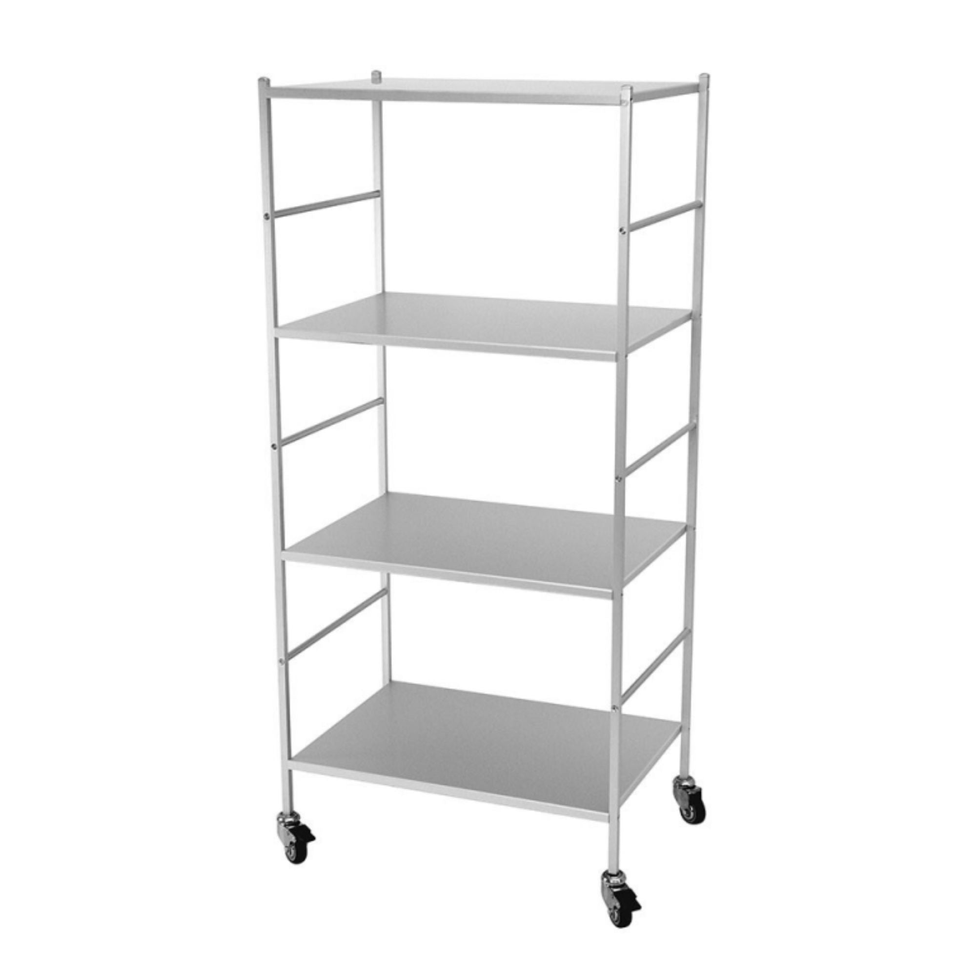 Kriptonite Four Shelves Trolley 63cm