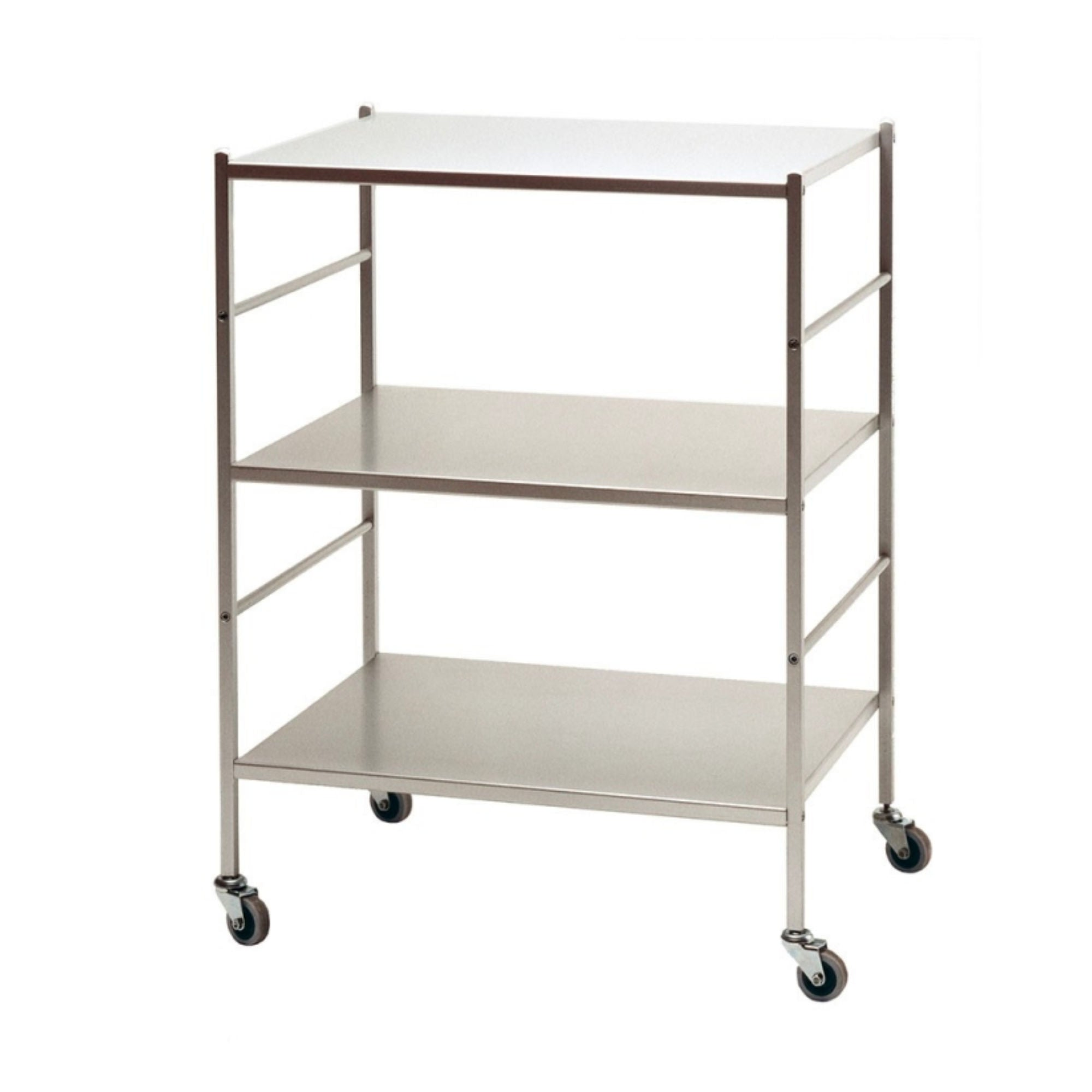 Kriptonite Three Shelves Trolley 63cm