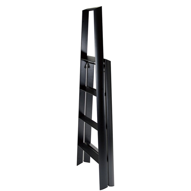 Metaphys Lucano step ladder, 4 steps, black