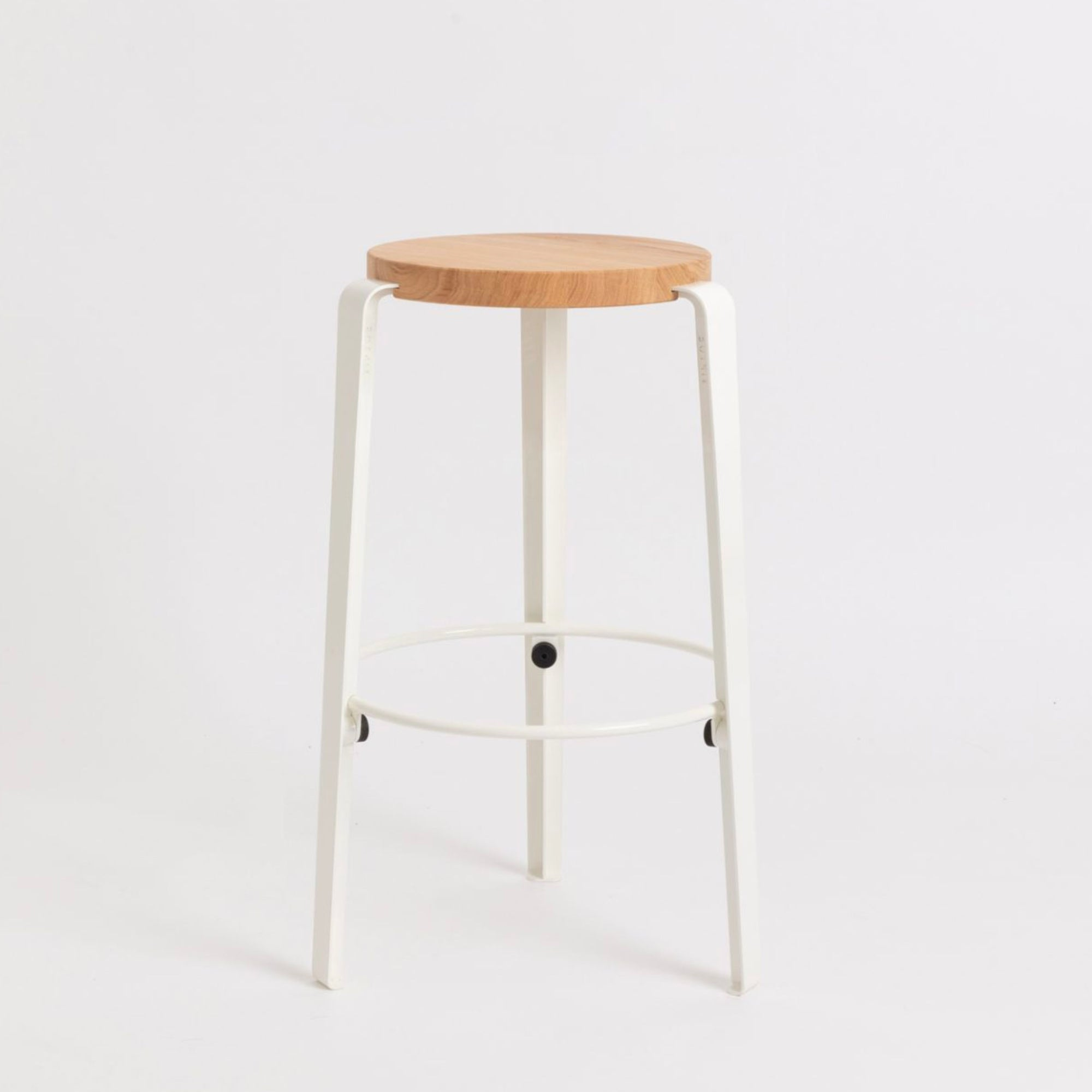 Tiptoe MI LOU bar stool 66, solid oak