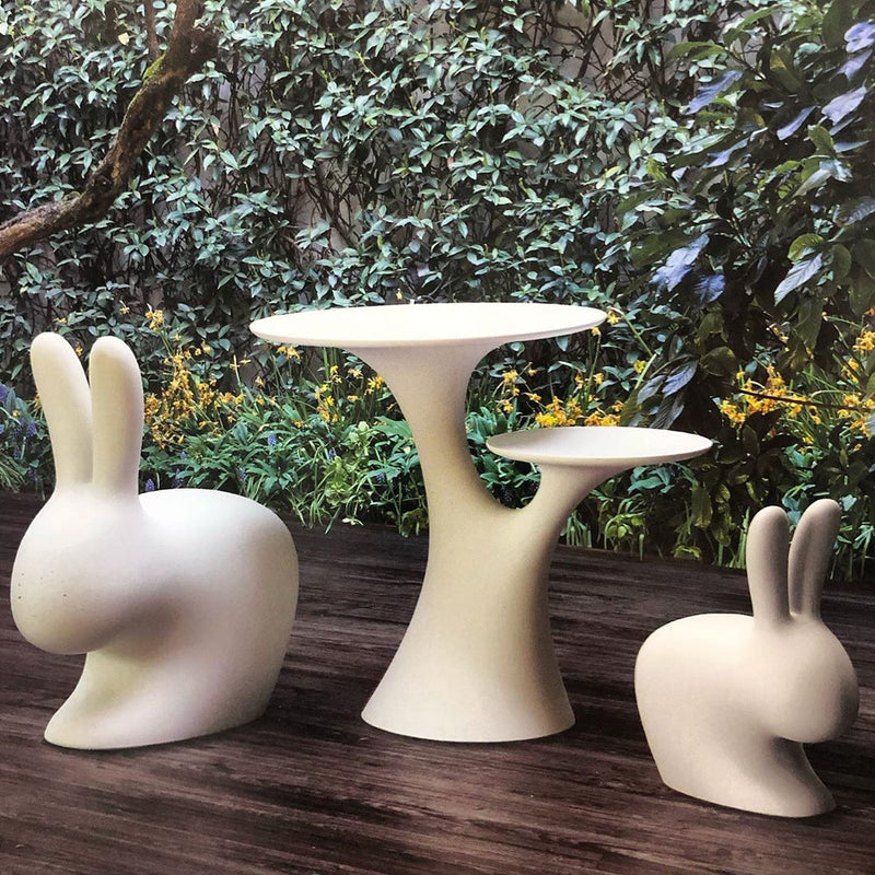 Qeeboo Rabbit Tree Table