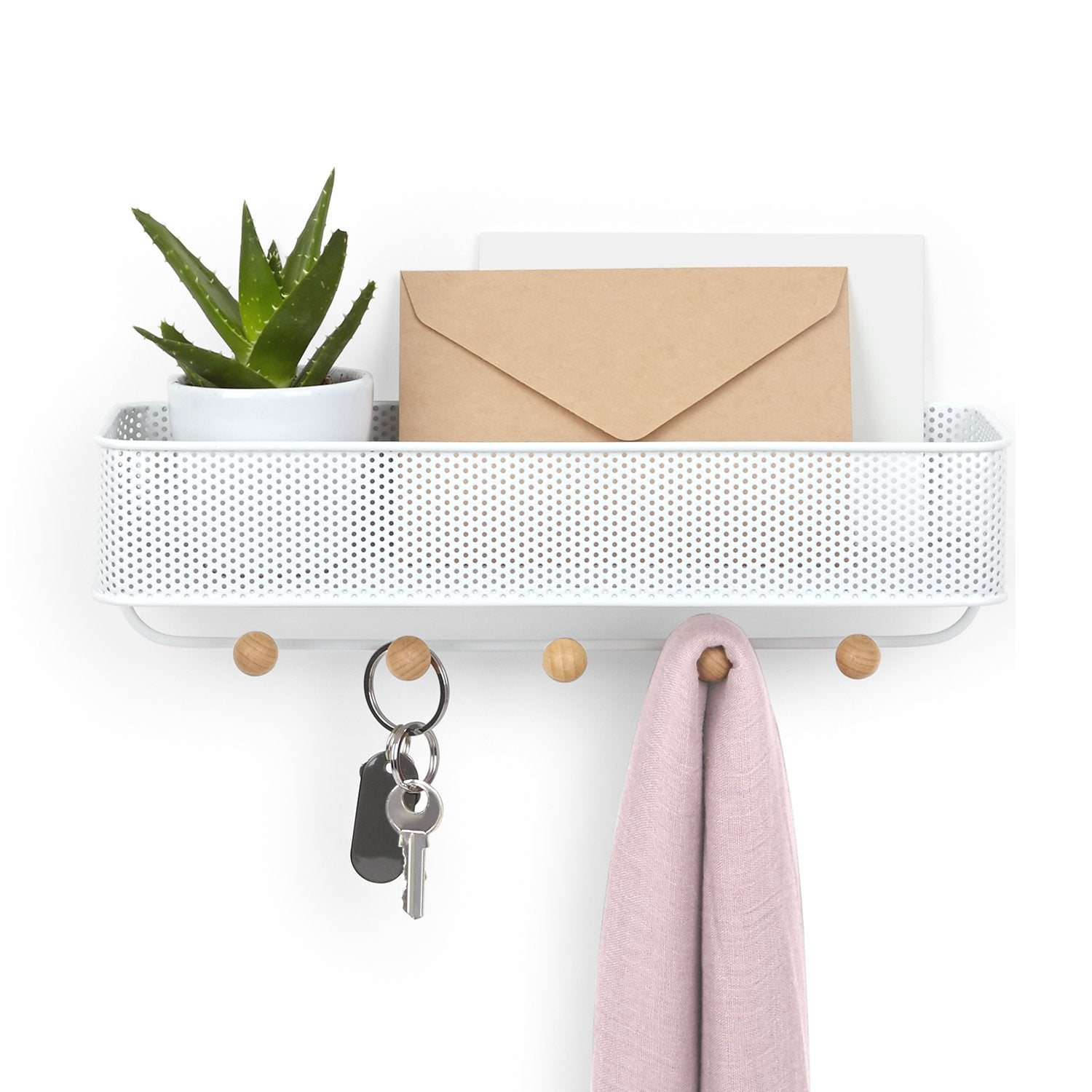 Umbra Estique Key Hook & Organizer