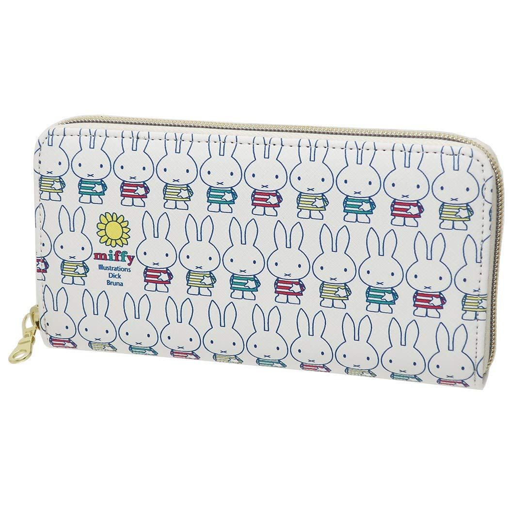 Miffy Long Wallet