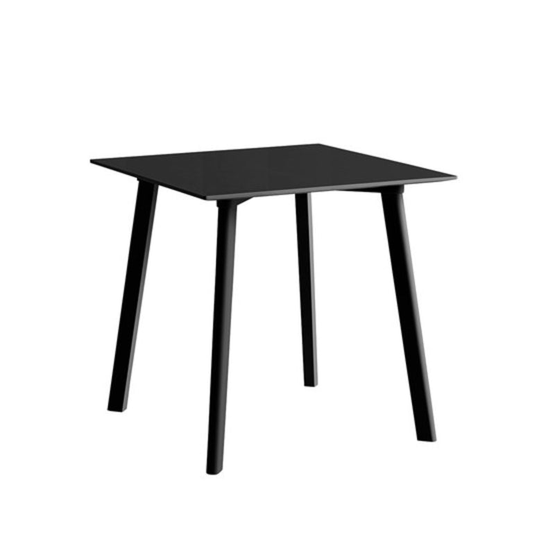 CPH Deux 210 table L75 x W75 , Ink Black