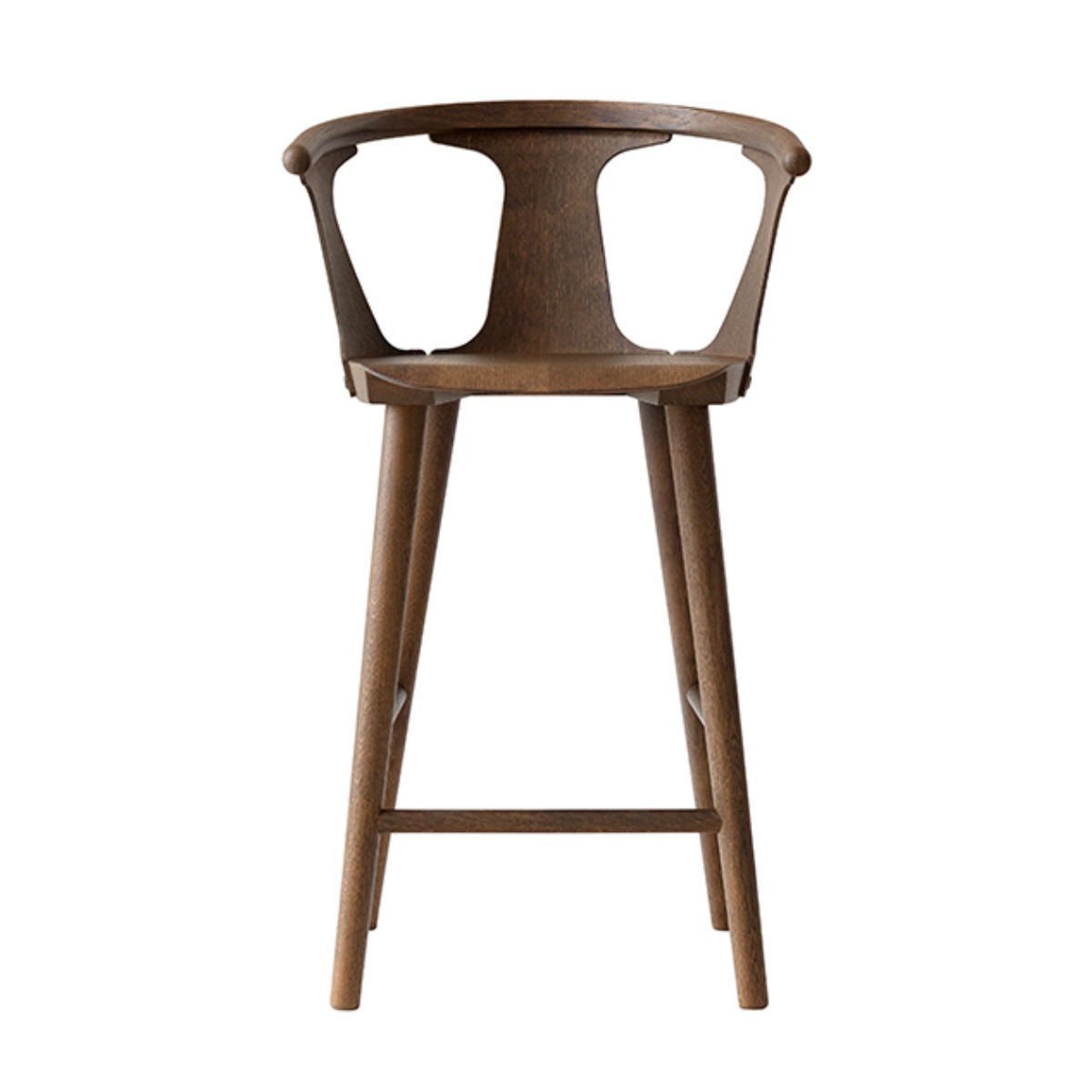 &Tradition SK7 In Between Counter Stool , Smoked Oak (65 cm)