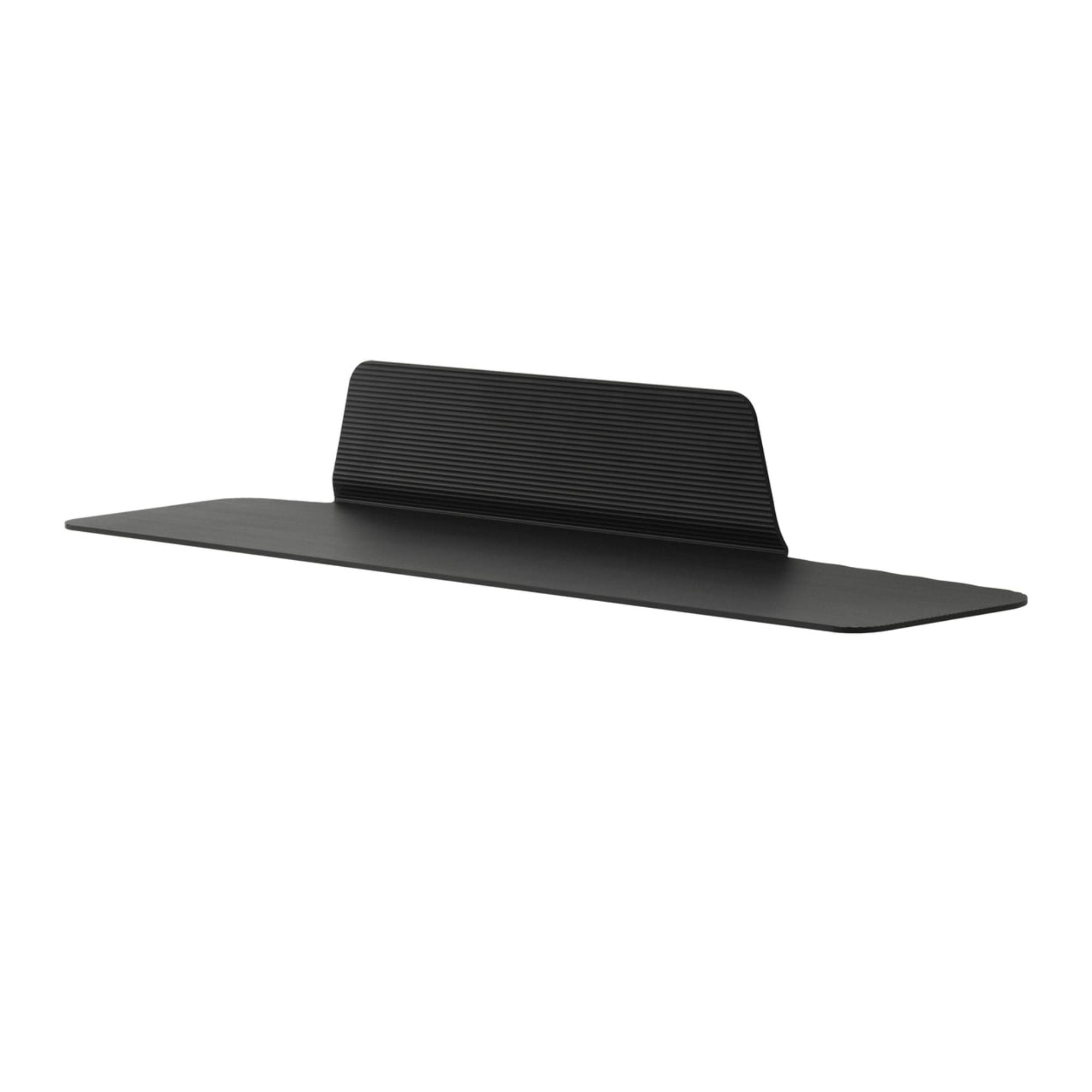 Normann Copenhagen Jet Wall Shelf 80cm , Black