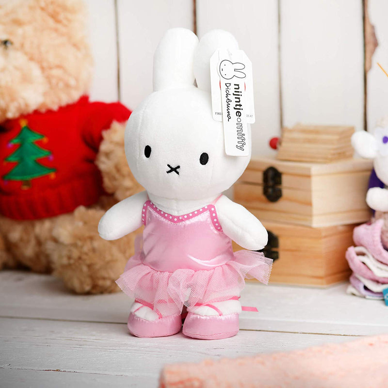 IBTT Miffy Ballerina Doll