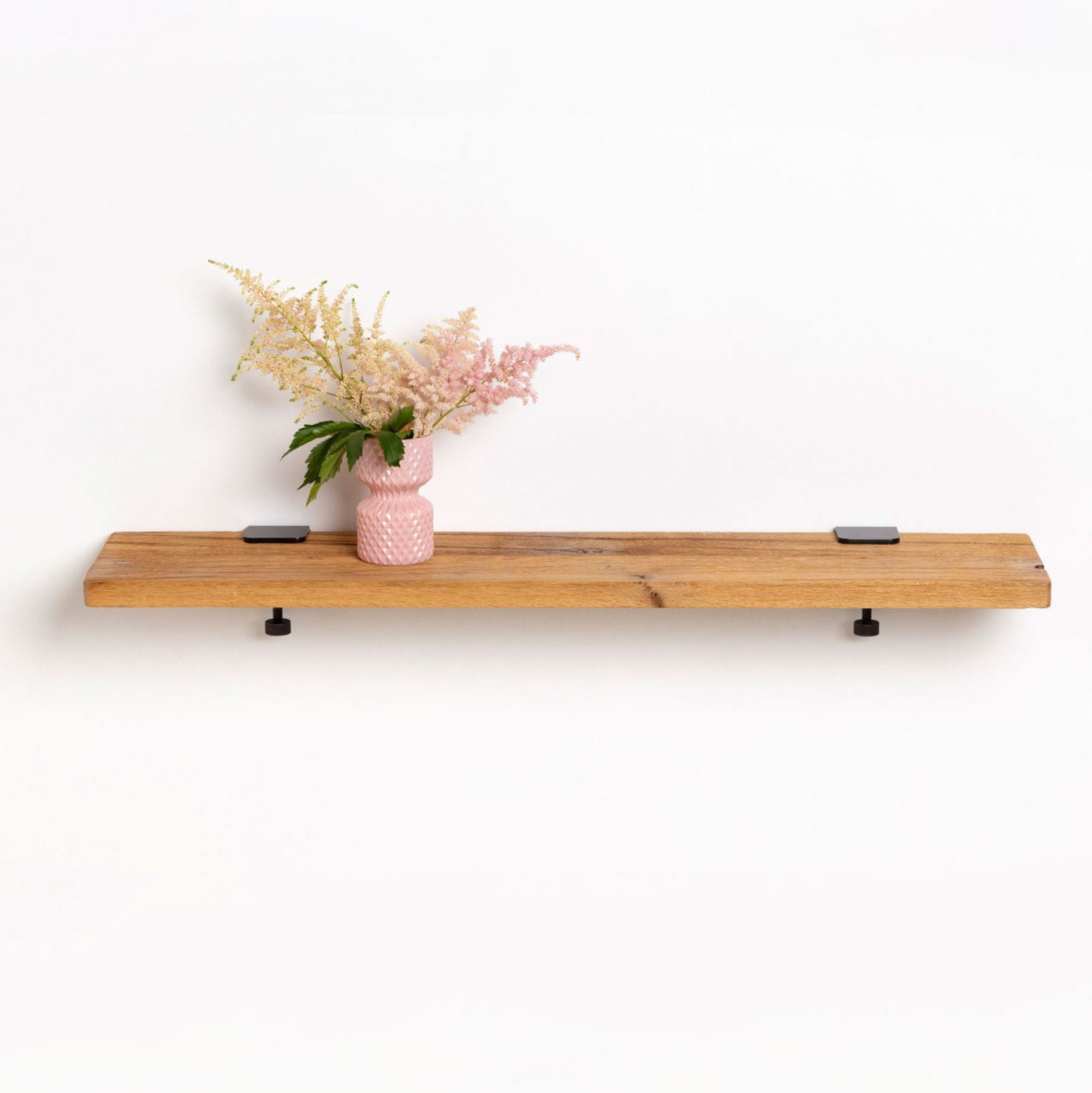Tiptoe Reclaimed wood shelf, 90 * 20cm