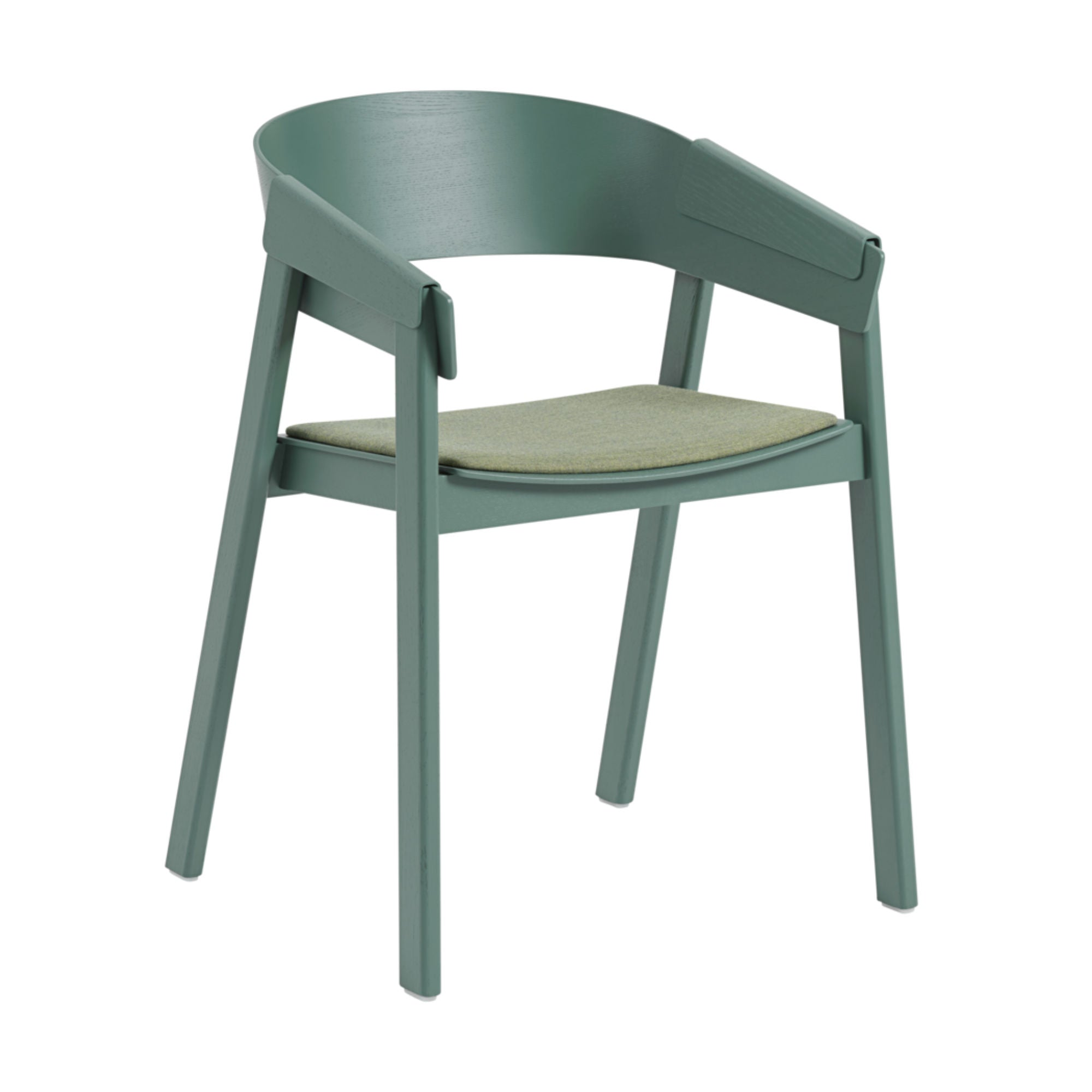 Muuto Cover Armchair , Remix 933-Green
