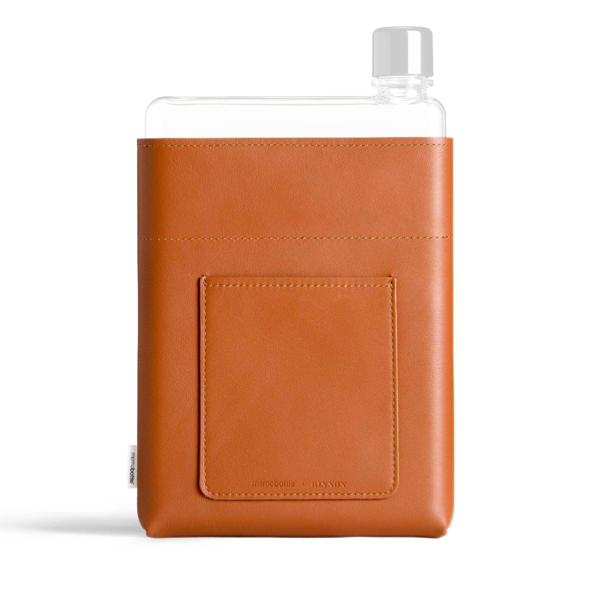 Memobottle Leather Sleeve for A5 , Tan