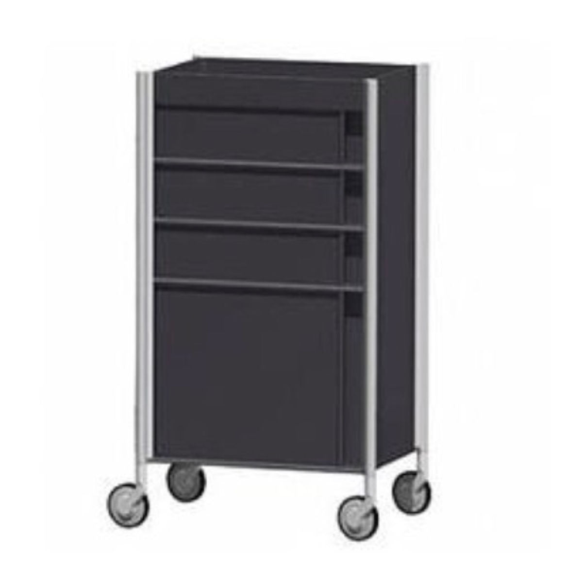 Studio Domo Ally HF Trolley , Black