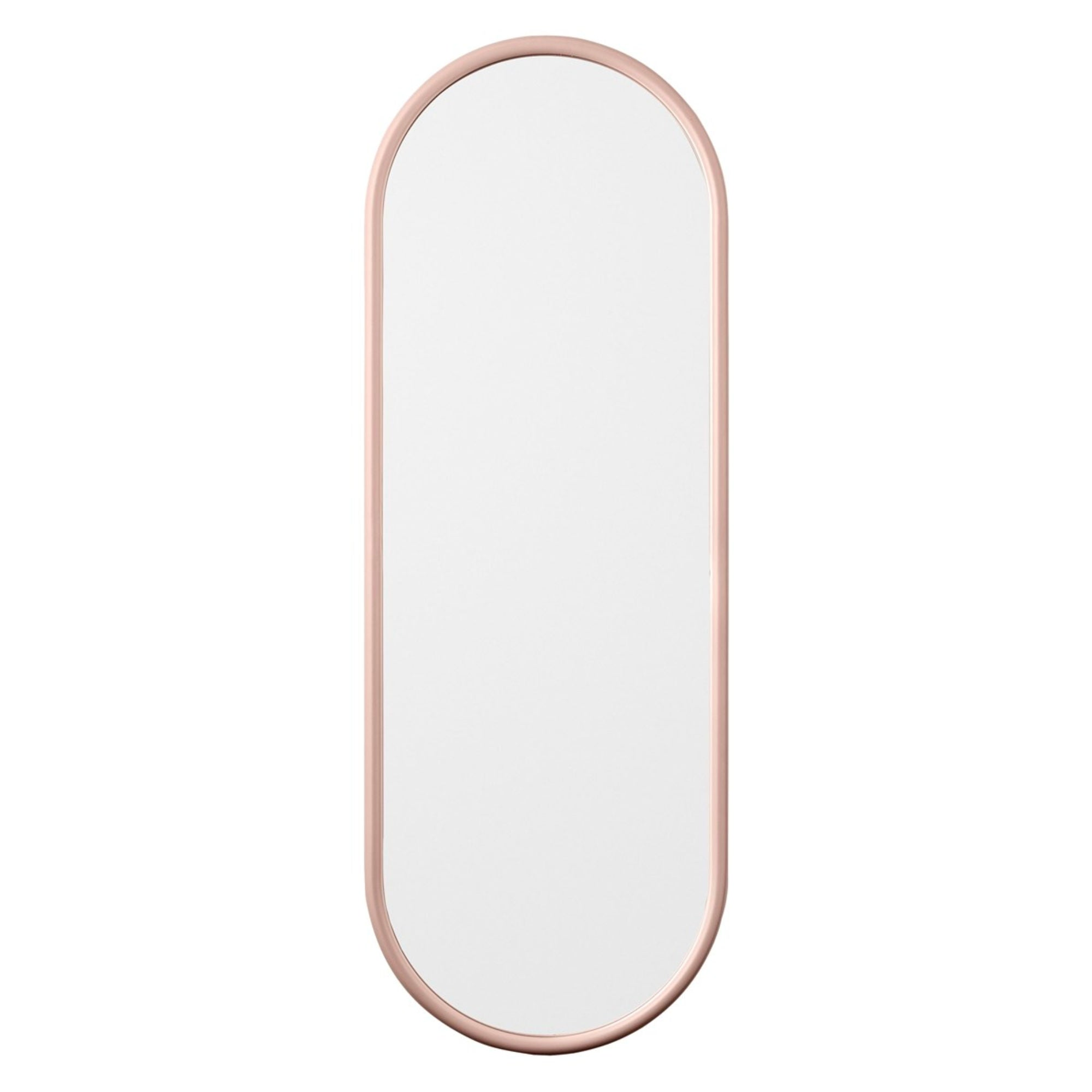 AYTM Angui Oval Mirror W39xH108 , Rose