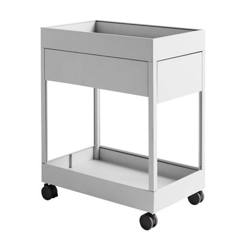 HAY New Order Trolley A , Light Grey