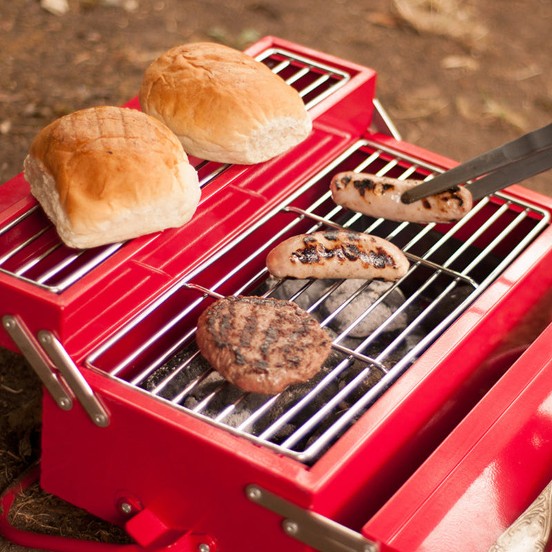 Suck UK BBQ Tool Box