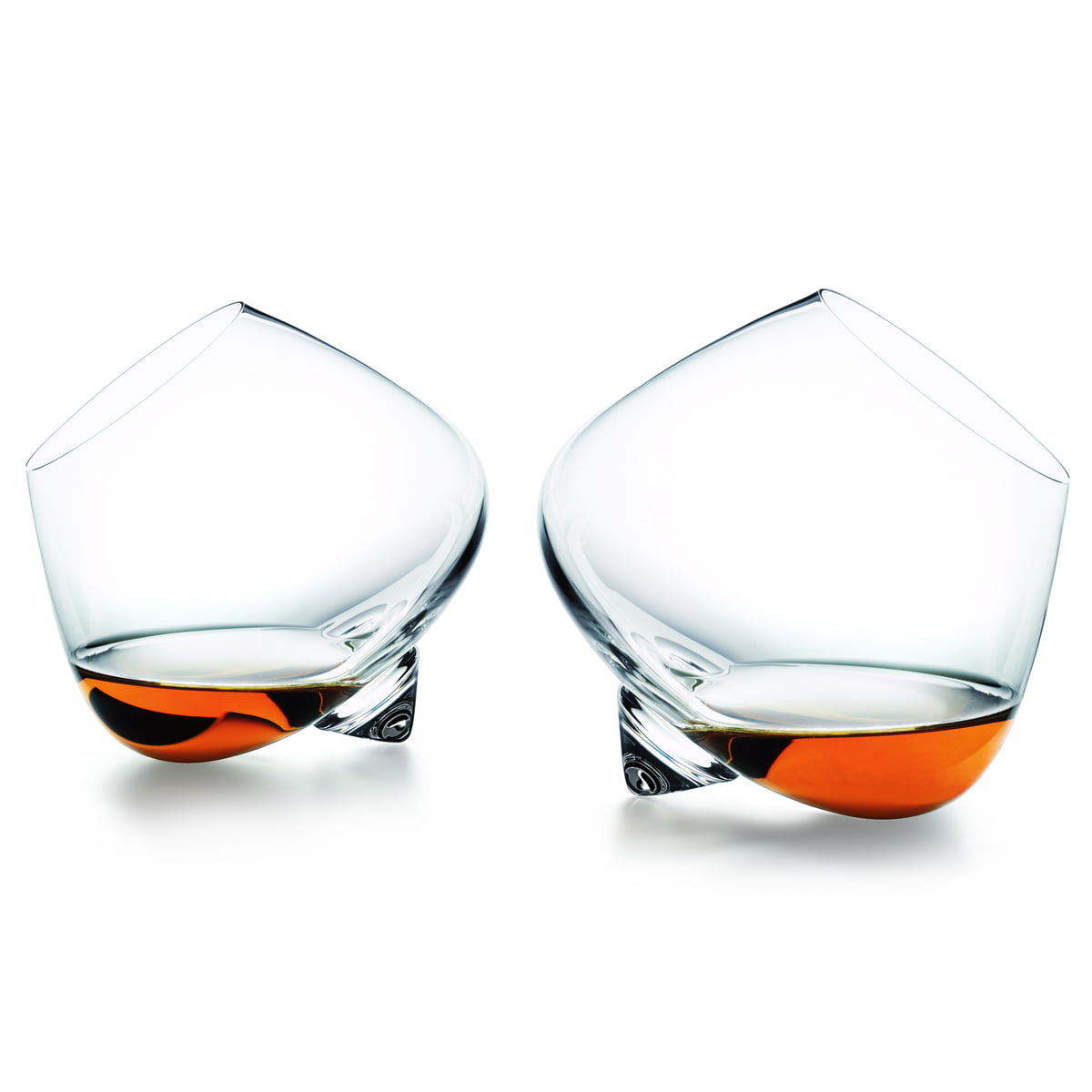 Normann Copenhagen Cognac glasses Set . 11cm