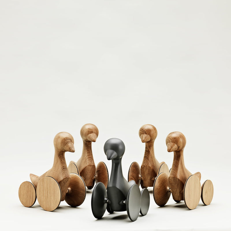 Normann Copenhagen Ducky Wooden Toy