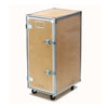 Dulton Wooden Cabinet With Castors 4 Layers