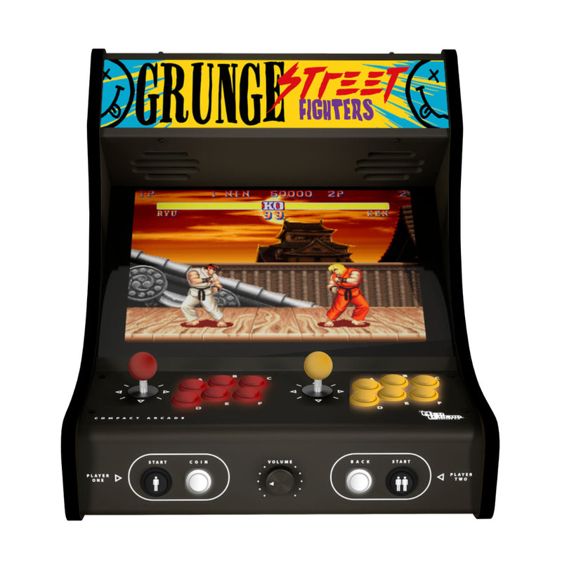 Neo Legend Arcade 2.0, compact, grunge fighters