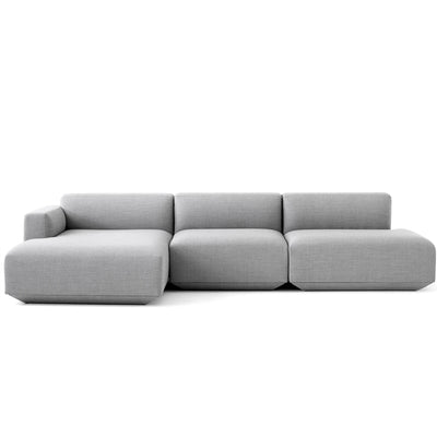 &Tradition Develius Sofa Configuration I , Linara Tweed 443
