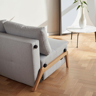 Innovation Living Cubed 02 Sofa Bed 140 Version