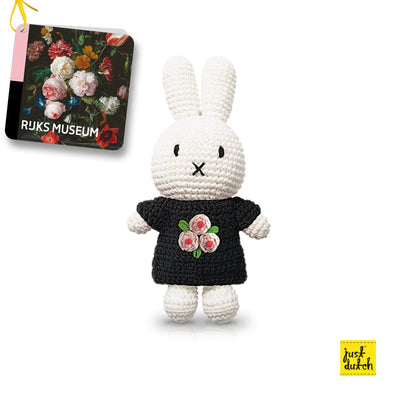 Just Dutch Miffy & Her Rijksmuseum Flower Dress
