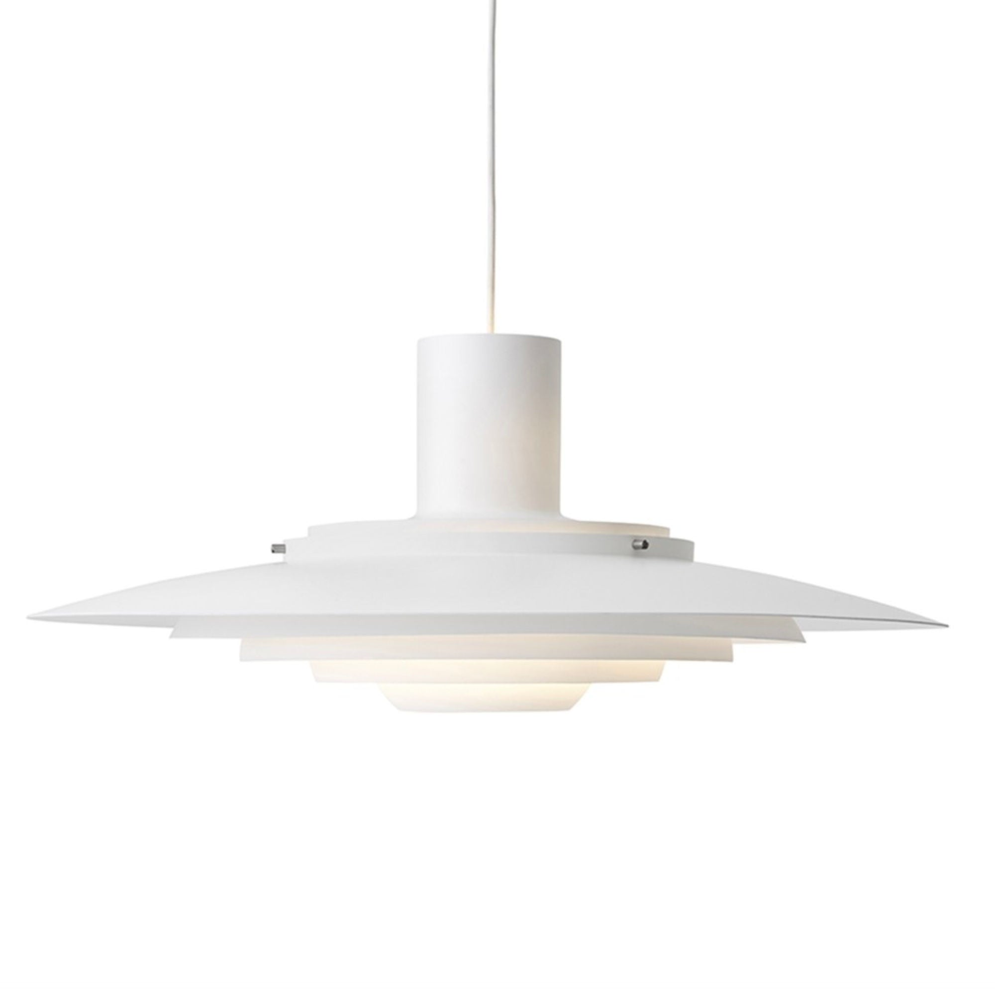 &Tradition P376 KF2 Pendant Lamp , Matt White