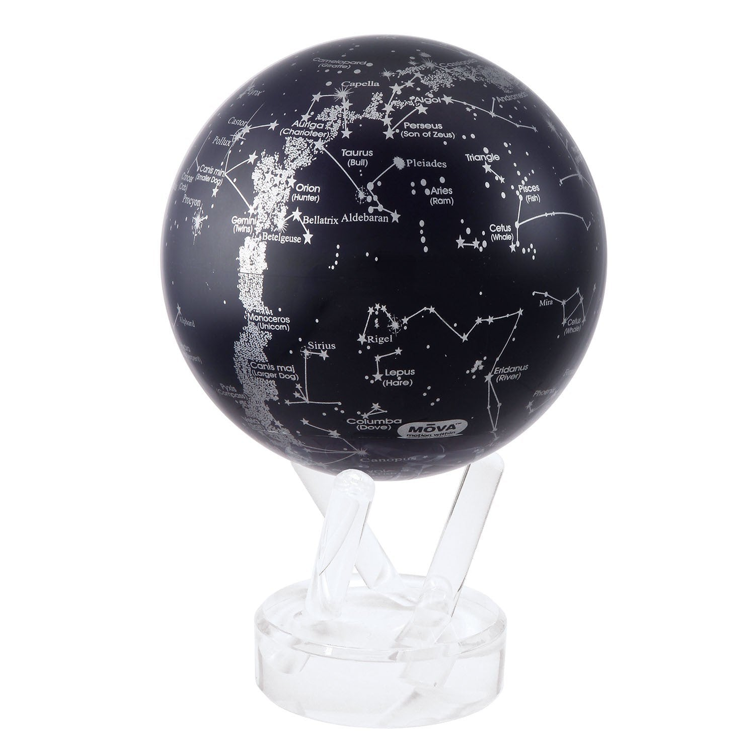 Mova Globe . Constellations