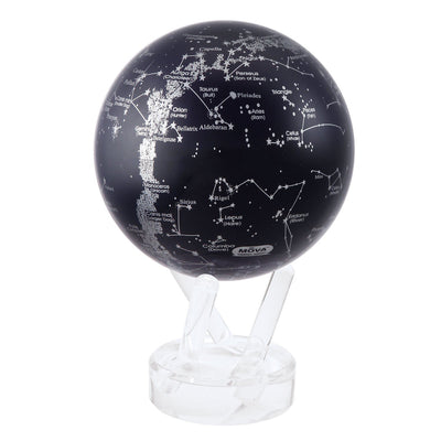 "MOVA Rotating Globe 4.5"" , Constellations"